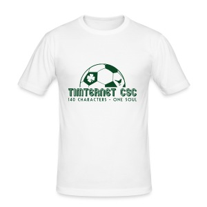 Timternet CSC - Men's Slim Fit T-Shirt