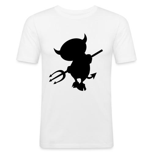 Mi ange/ Mi Démon - T-shirt près du corps Homme