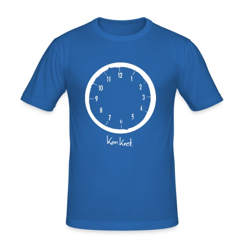 Shirt Timeless invers - Männer Slim Fit T-Shirt