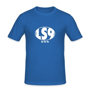 LS9 - ON ON ON - Men's Slim Fit T-Shirt