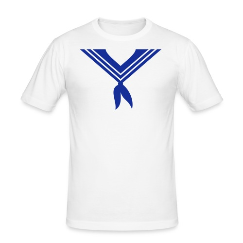 Slim Fit T-skjorte for menn - Drunken sailor