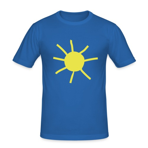 Erotikus ume argiak - Camiseta ajustada hombre