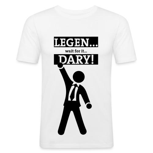 legendary - Men's Slim Fit T-Shirt