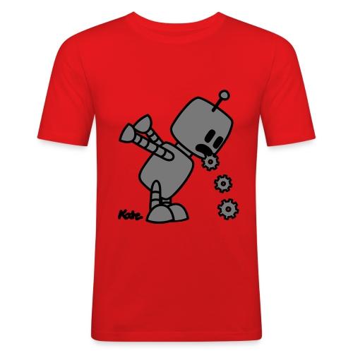 Roboto T-Shirt - Men's Slim Fit T-Shirt