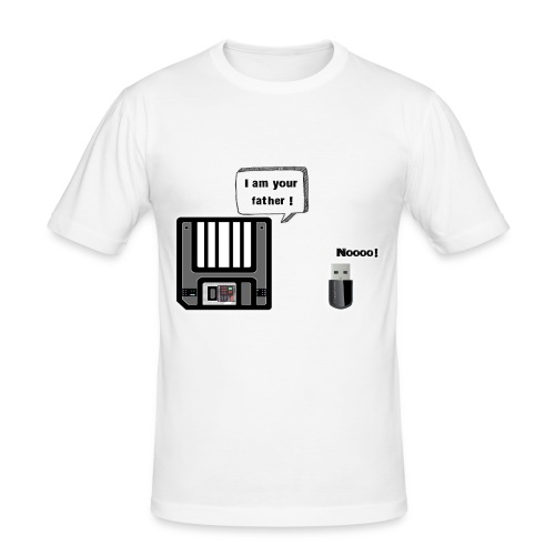 Maglietta aderente da uomo