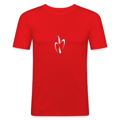 T-shirt Alabarda piccola - Maglietta aderente da uomo