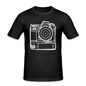 DSLR - Männer Slim Fit T-Shirt