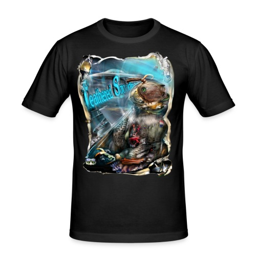 Feathered squadron - slim fit T-shirt