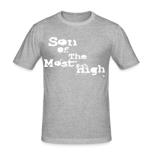 Son of the Most High - slim fit T-shirt