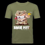 Tee shirts ~ Tee shirt près du corps Homme ~ Numéro de l'article 16519907