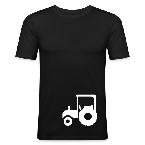 tractor. - Men's Slim Fit T-Shirt