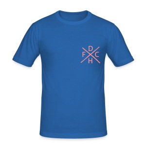 DHFC Hardcore slim fit - Men's Slim Fit T-Shirt