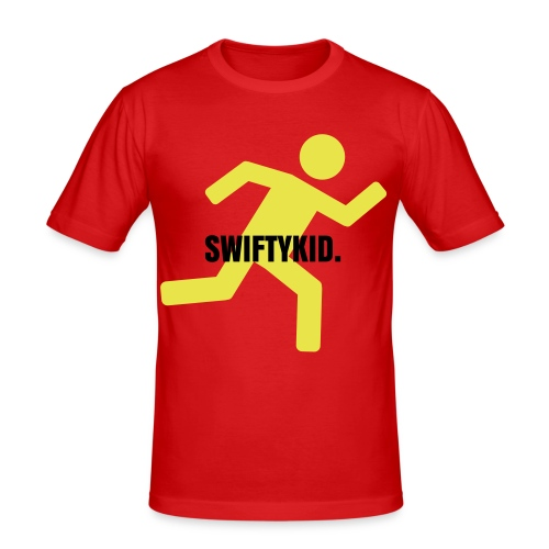 SwiftyKid - Men's Slim Fit T-Shirt
