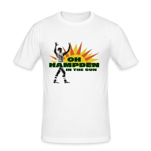 Oh Hampden in the Sun - Men's Slim Fit T-Shirt