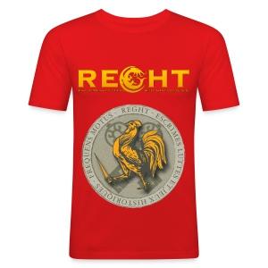 T-Shirt REGHT Coq Homme - Tee shirt près du corps Homme