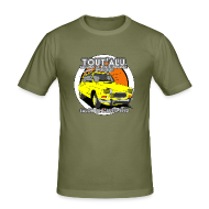 Tee shirts ~ Tee shirt près du corps Homme ~ AMI 8 TOUT'ALU