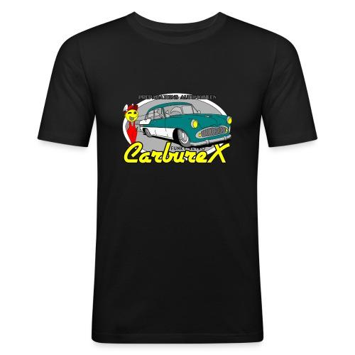 CARBUREX ARIANE - T-shirt près du corps Homme