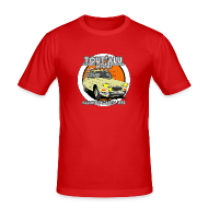 Tee shirts ~ Tee shirt près du corps Homme ~ TOUT'ALU AMI8 BEIGE