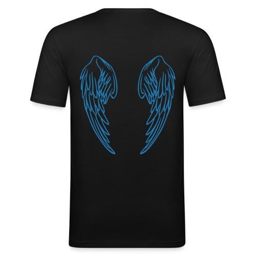 DJ Saved My Life - T-shirt près du corps Homme
