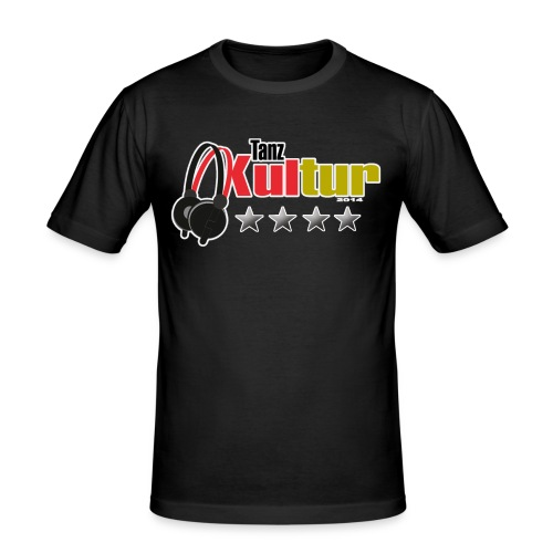 Tanz-Kultur  2014 ltd. - Männer Slim Fit T-Shirt