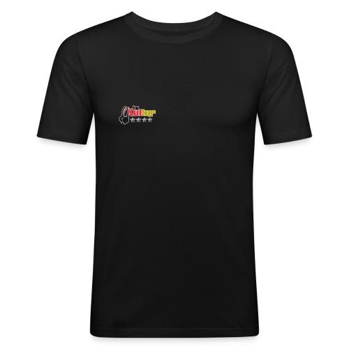Tanz-Kultur  2014 ltd. 2 - Männer Slim Fit T-Shirt