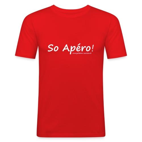 So Apéro ! le T-shirt - T-shirt près du corps Homme