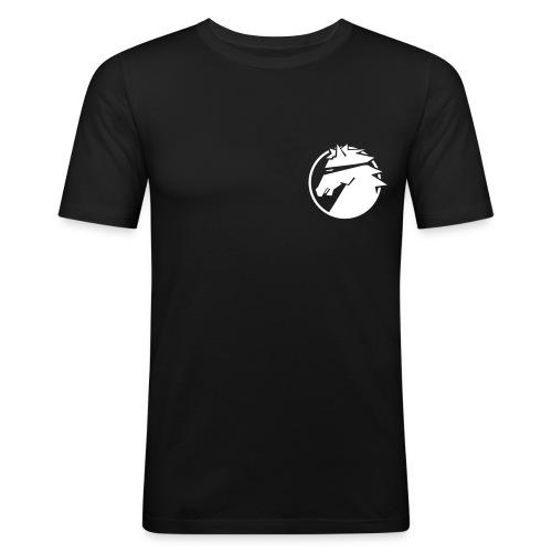T-shirt slim - Slim Fit T-shirt herr