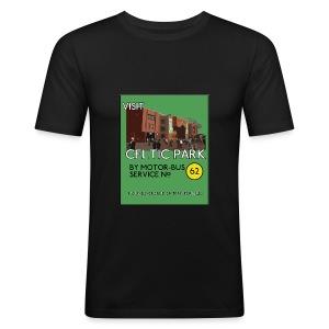 Visit Celtic Park - Men's Slim Fit T-Shirt