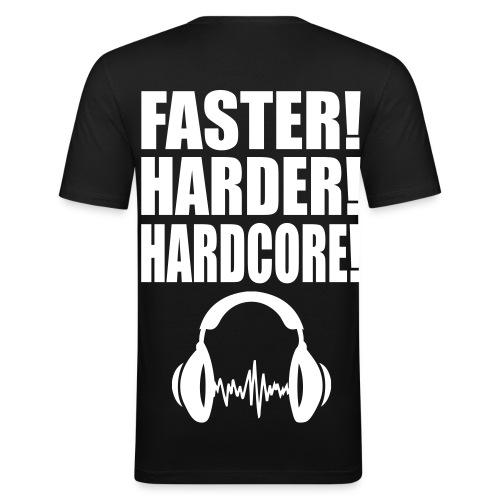 Zynth Shirt - Herre Slim Fit T-Shirt