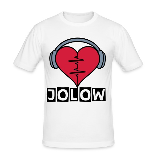 JOLOW Signature Men's Tee - Men's Slim Fit T-Shirt
