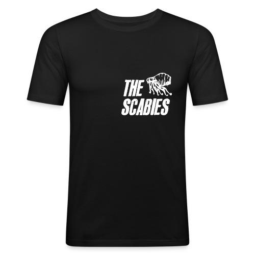 THE SCABIES - T-Shirt (Girls) - Männer Slim Fit T-Shirt