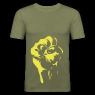 T-paidat ~ Miesten tyköistuva t-paita ~ Revolucion
