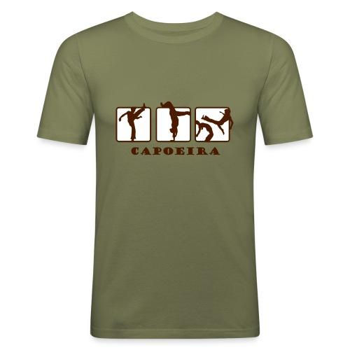 Capoeira - Männer Slim Fit T-Shirt