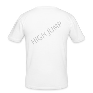 High Jump - our passion - Männer Slim Fit T-Shirt
