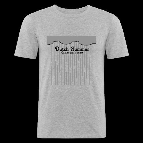 Dutch Summer shirt ( regen ) - slim fit T-shirt