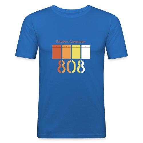808 - T-shirt près du corps Homme