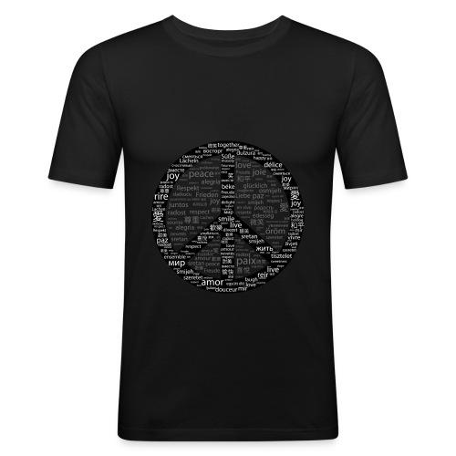 Fashion - T-shirt près du corps Homme