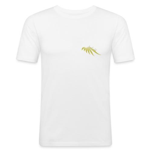 Angel'Life  logo Or Gauche - T-shirt près du corps Homme