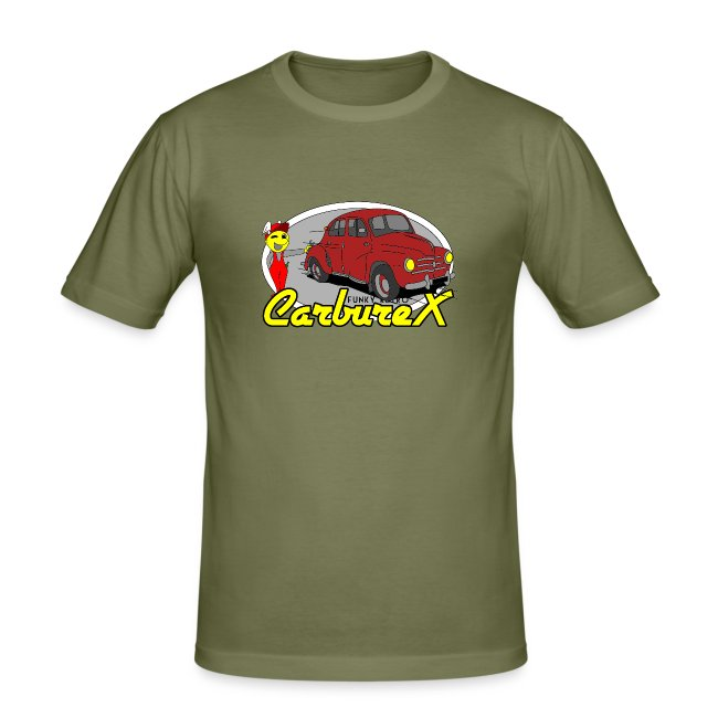 CARBUREX 4cv Rouge