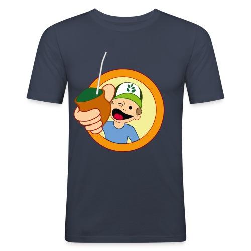 Shirt Diego - Männer Slim Fit T-Shirt