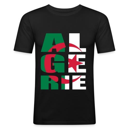 algerie - T-shirt près du corps Homme