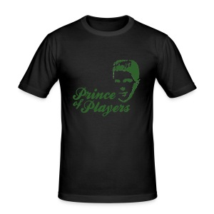 Prince of Players - Men's Slim Fit T-Shirt