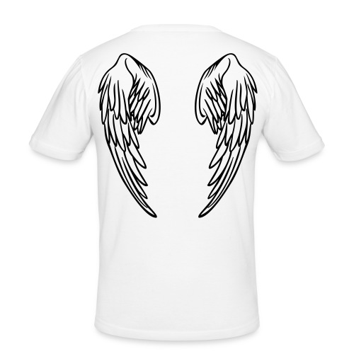 ANGEL - Men's Slim Fit T-Shirt