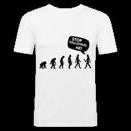 T-Shirts ~ Männer Slim Fit T-Shirt ~ Artikelnummer 17261937