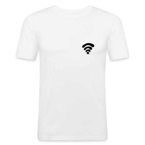 WiFi - Herre Slim Fit T-Shirt