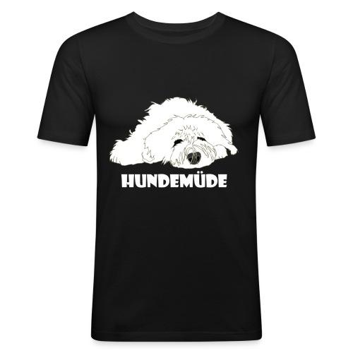 Hundemüde - Männer Slim Fit T-Shirt