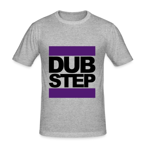 A.M Clothing Dub Step Tee - Men's Slim Fit T-Shirt
