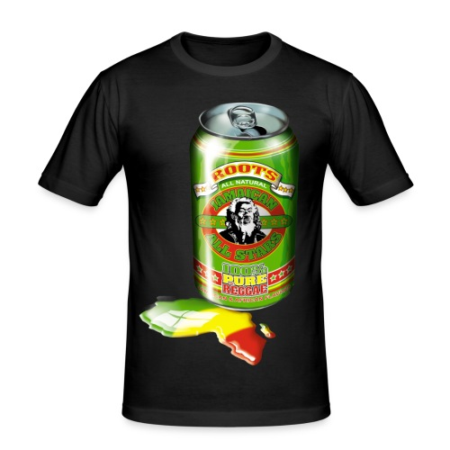 Basatu - Männer Slim Fit T-Shirt