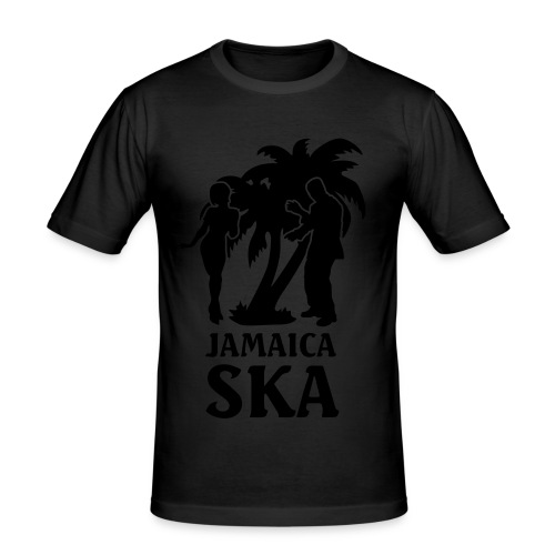 JaSKA - Männer Slim Fit T-Shirt