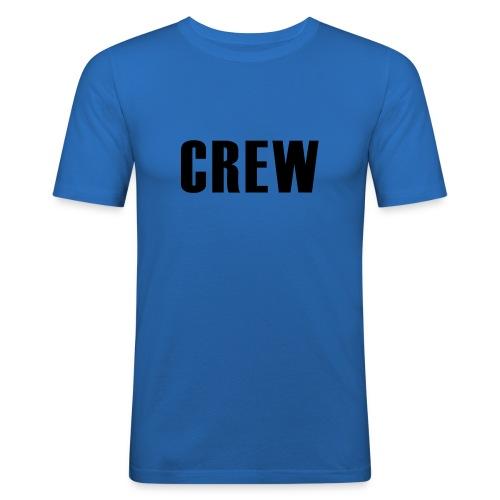 Crew - Männer Slim Fit T-Shirt
